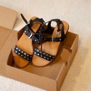 Lightly worn dolce vita sandals